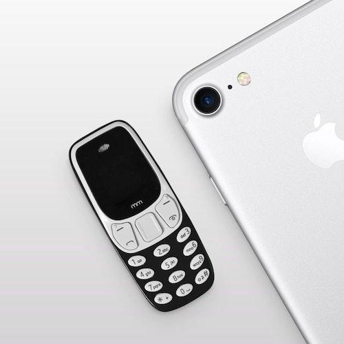 Världens Minsta Mobil - Dual-SIM