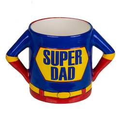 Super Dad Mugg