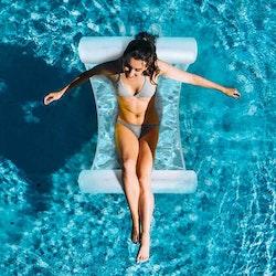 Vattenhängmatta - Pool Hammock