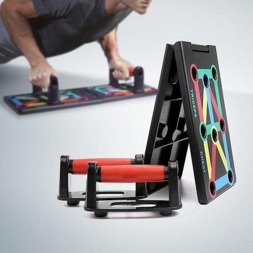 Bräda för Armhävningar - Gym Fitness System
