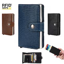 RFID korthållare (PU-läder)