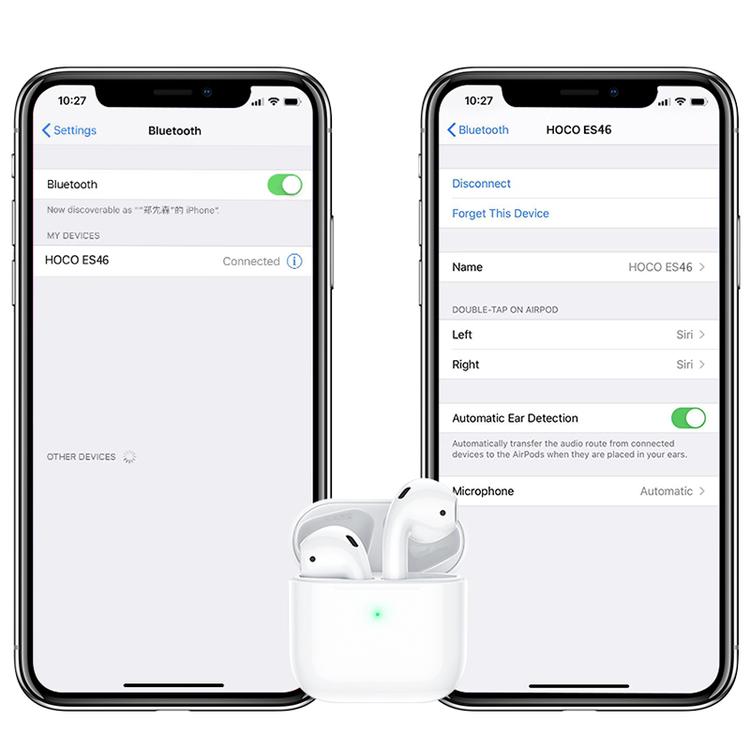TWS  Bluetooth Hörlurar