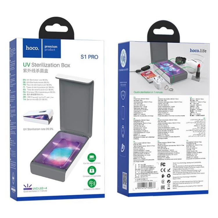 UV-Sterilisering  - Mobil Rengöring