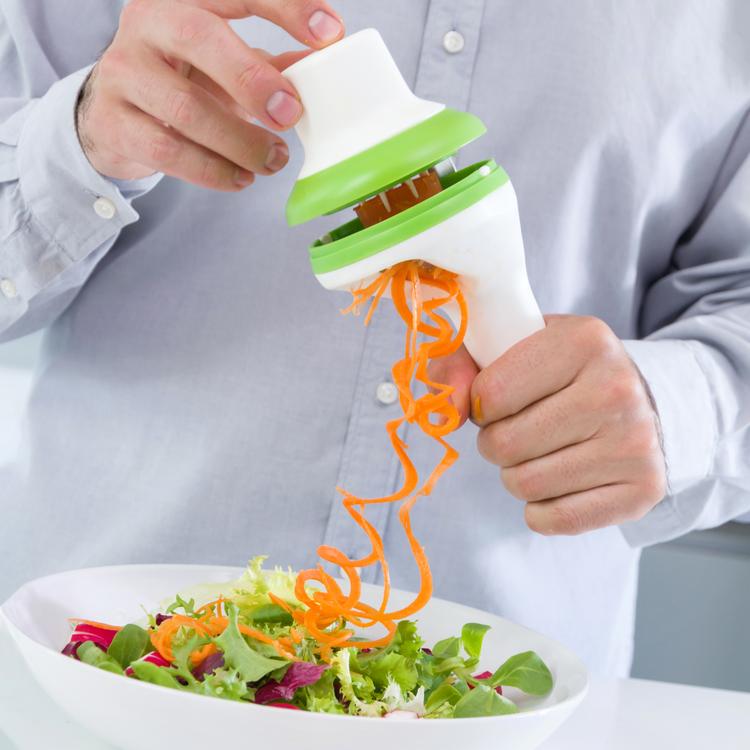 Spiralskärare - Grönsakssvarv