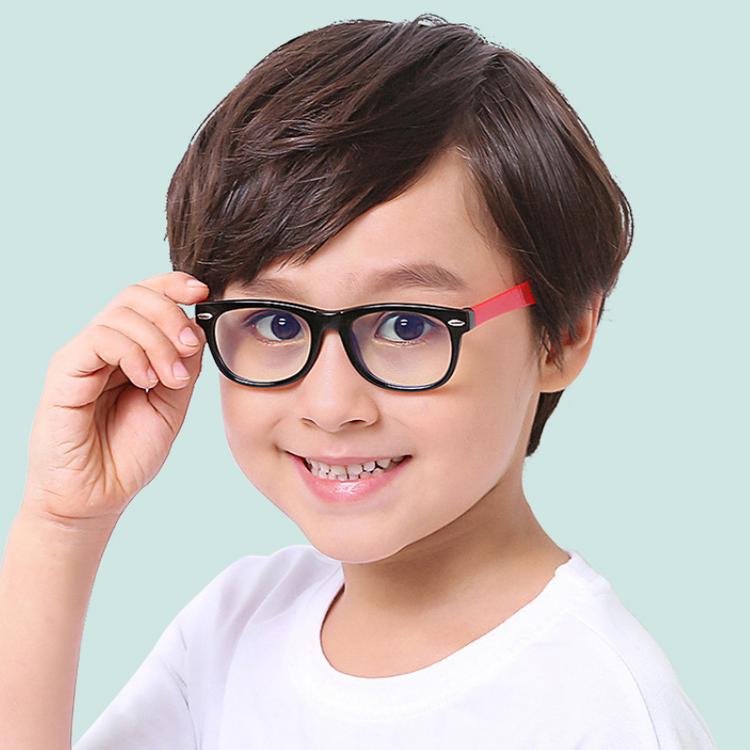 Anti Blått Ljus Glasögon för Barn