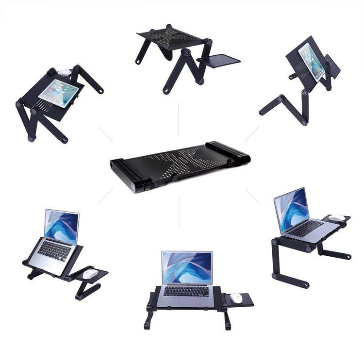 Vikbart Laptopbord