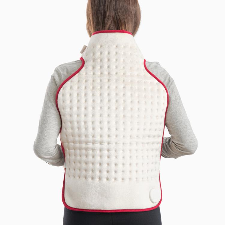 Elektrisk värmedyna för nacke och rygg