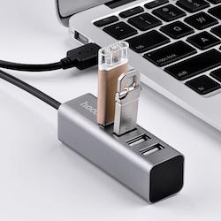 Hoco Usb-Hub 4 st USB
