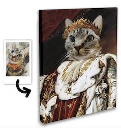Personligt Djurporträtt - Royal