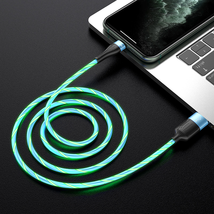 Lighting kabel ljusande
