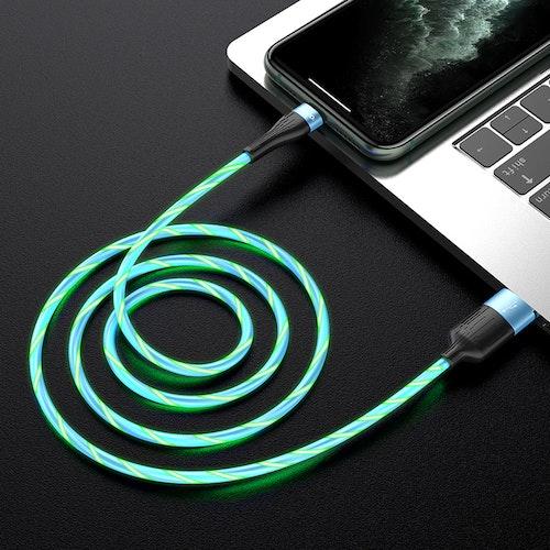 "LED ""streamer"" Effekt / Lighting kabel"