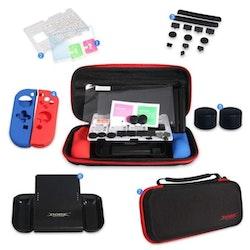 7-i-1 Nintendo Switch Skyddsfodral