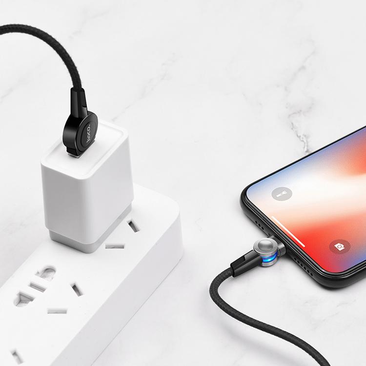 Magnetisk kabel USB till Lighting