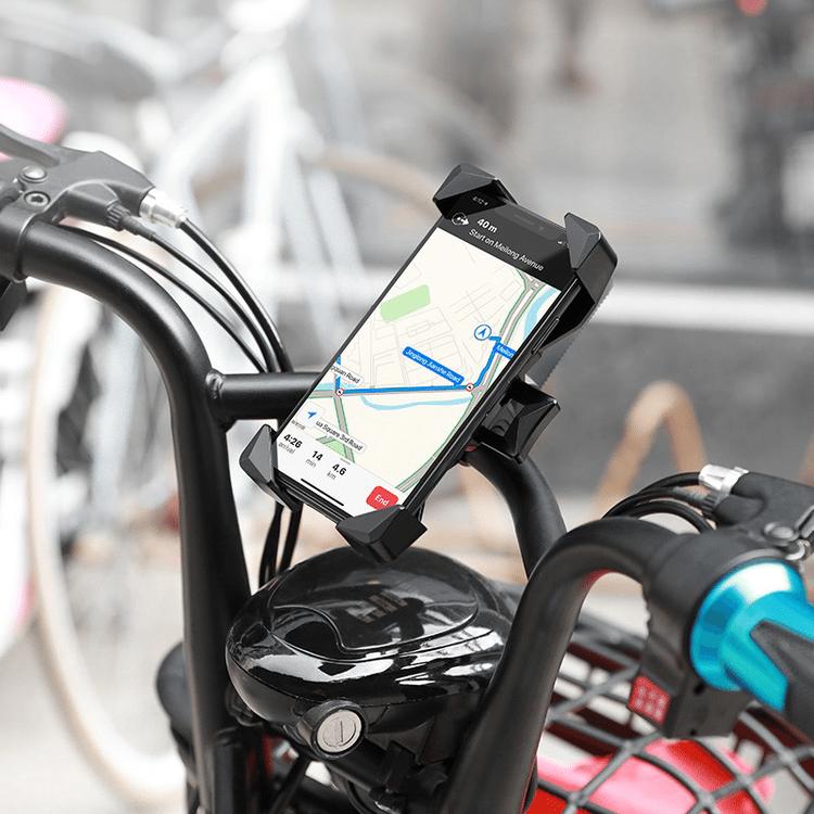 Mobilhållare till Motorcykel