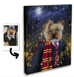 Personligt Djurporträtt - Harry