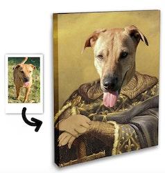Personligt Djurporträtt - Hertigen