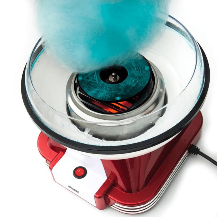 Retro Sockervaddsmaskin Deluxe