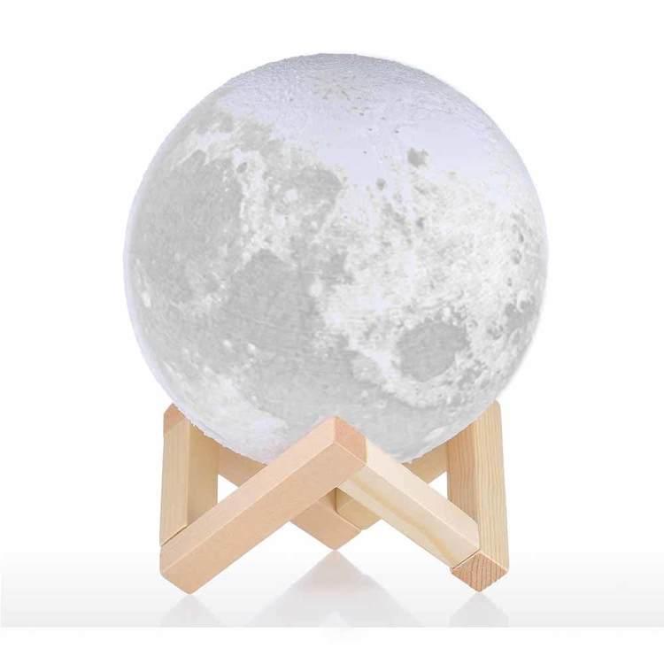 Månlampa -Måne lampa