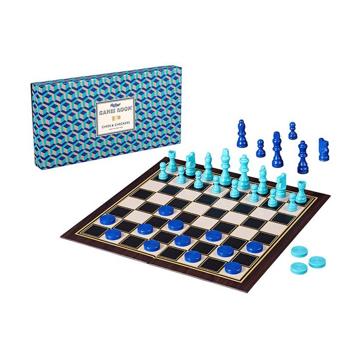 Schack & Dam Spel