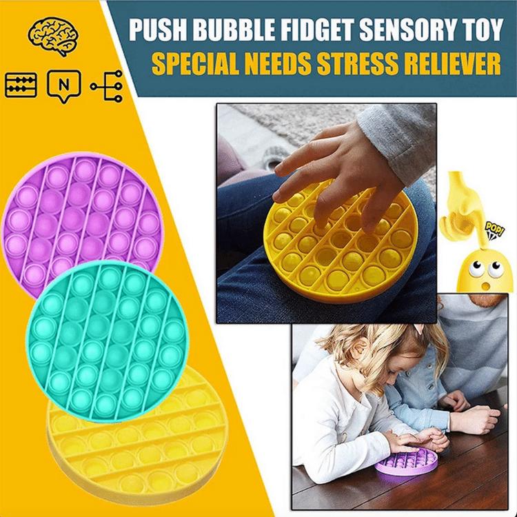Pop It Fidget Toys