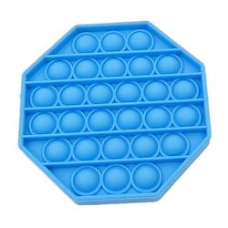 Pop It Fidget Leksak - Blå Oktogon