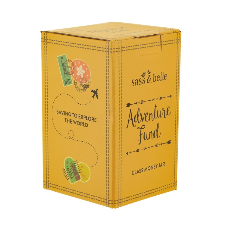 Adventure Fund Spargris