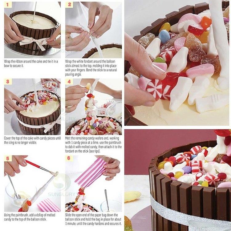 Anti Gravity Cake Set