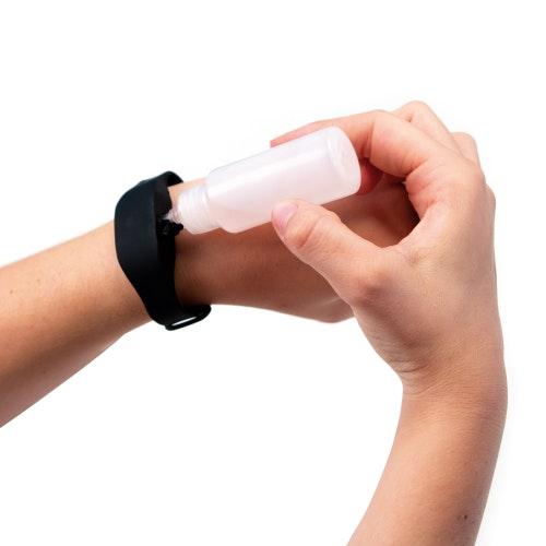 Armband för Handsprit