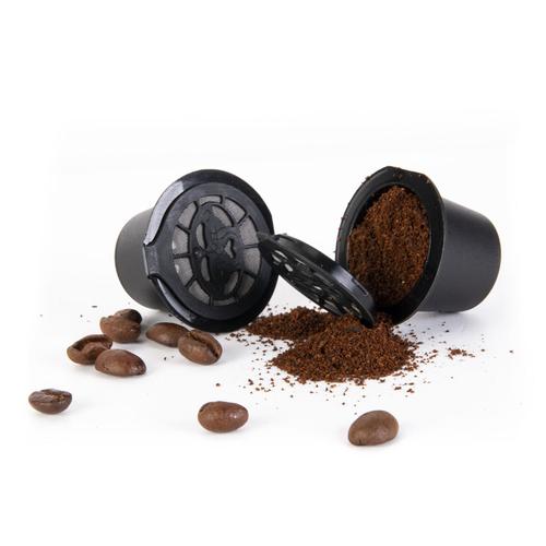 Återanvändbar Kaffekapsel till Nespresso