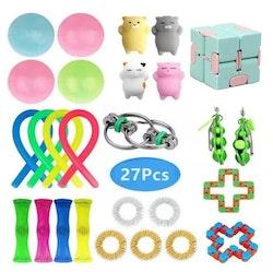 27-Pack Fidget Toys