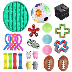 25-Pack Fidget Toys