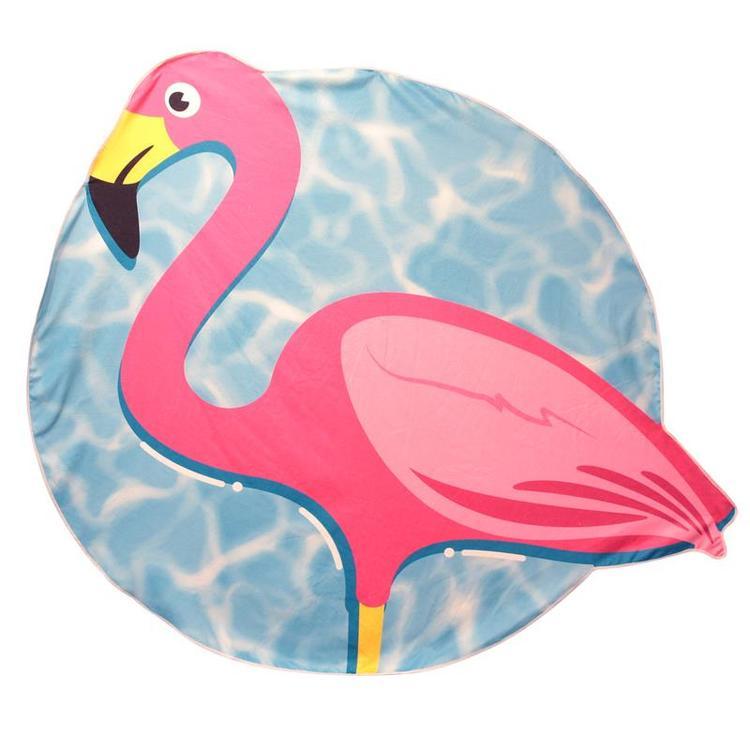 handduk Flamingo