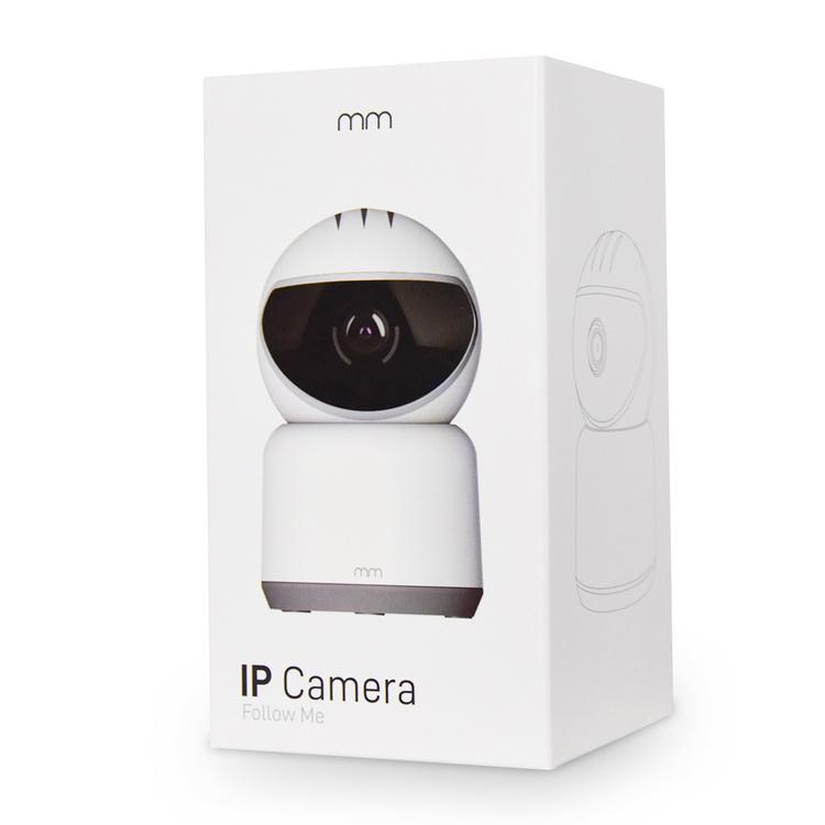Trådlös IP Kamera Wifi