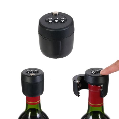 Lås För Vinflaska