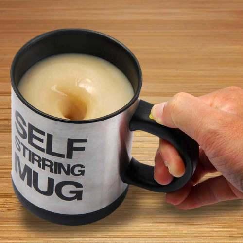 Självrörande Kaffe Mugg