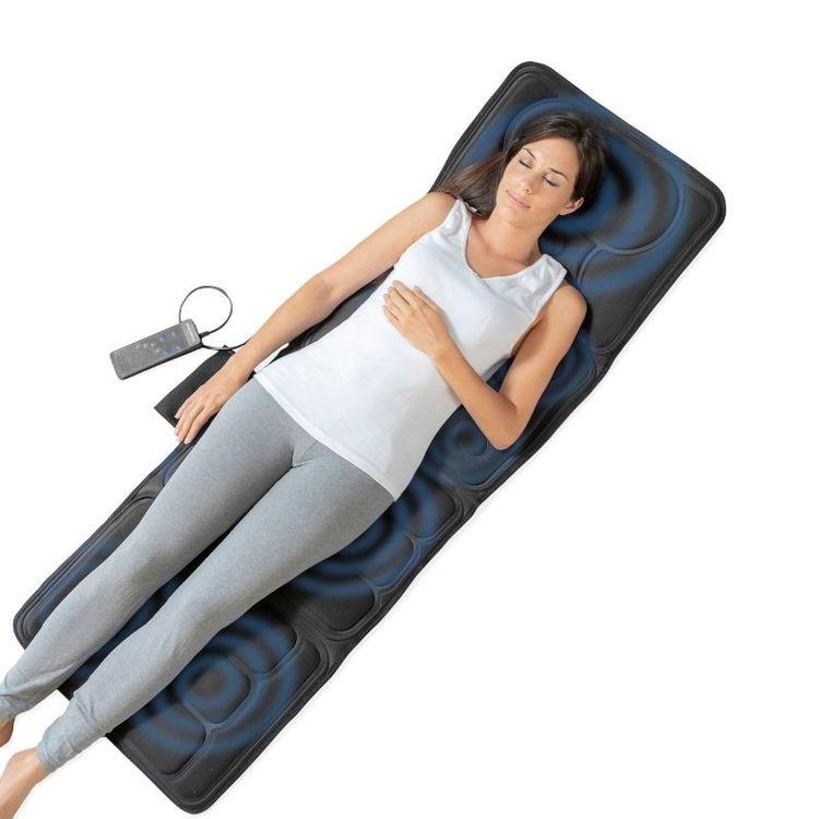Massagematta med Värmefunktion
