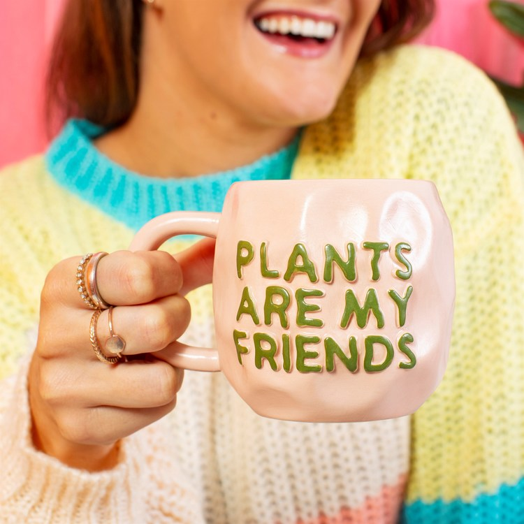 Plants are my Friends Mugg