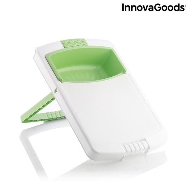 Innovagoods 3-i-1 Skärbräda med Durkslag