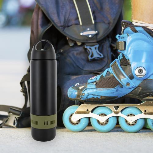 Smart Vattenflaska 2-i-1 med  Bluetooth Högtalare