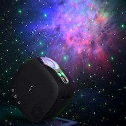 Stjärnprojektor Projektor med Högtalare