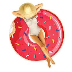 Strandhandduk Donut