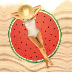 Strandhandduk Vattenmelon