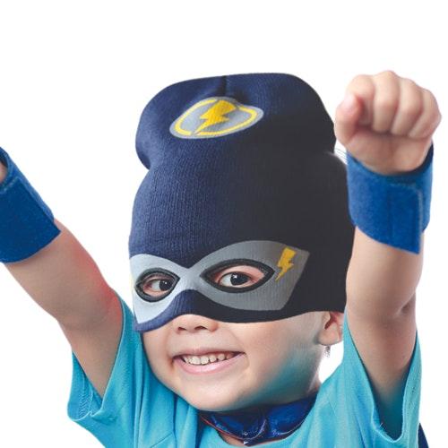 Superhjälte Mössa