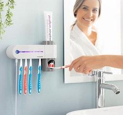 UV-Sterilisering för Tandborstar med hållare
