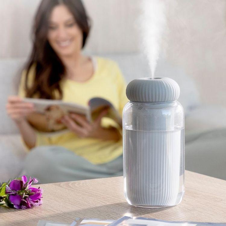 Ultraljud Luftfuktare & Aroma Diffusor