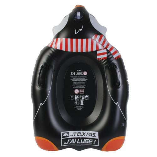 Uppblåsbar Pulka Pingvin