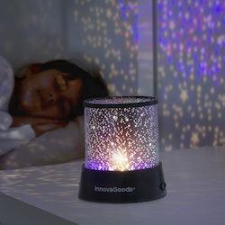 LED Stjärnprojektor