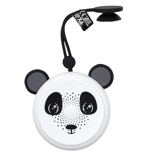 Vattentät-Bluetooth-Duschhögtalare-Panda