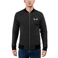 Soul Reviwing Bomber Sweater