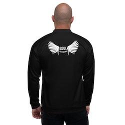 Soul Reviwing Unisex Bomber Jacket